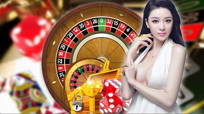 Web gambling club