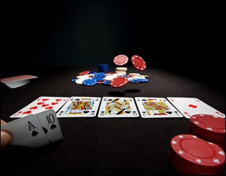 Use the poker